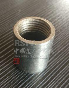 Accoppiamento interno femminile doppio del capezzolo del barilotto del tubo del filetto dell'acciaio inossidabile