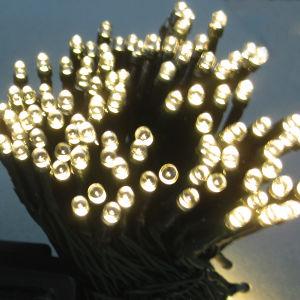 クリスマスの装飾のための多色刷りの太陽エネルギーLEDストリングライト