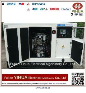 Fawde-Xichaiエンジン20170912eを搭載する10kw/12.5kVA Denyoの極度の無声ディーゼル発電機
