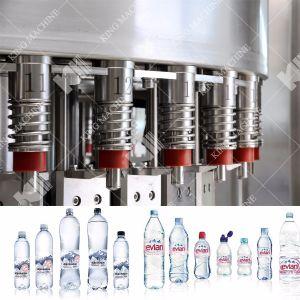 Heißer Verkaufautomatische Agua-Wasser-Füllmaschine