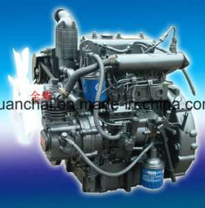 25HP aan 75HP Dieselmotor voor het Lopen Tractor QC385t