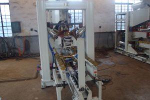 Nahtschweißung-Maschine der Stahltrommel-200L
