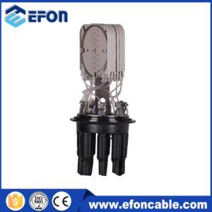 Abdeckung-Typ 24 Kern-Faser-Optikspleißstelle-Kabel-Schliessen