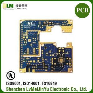 Fr4 1.6mm Gold carte pcb 3oz d'épaisseur de cuivre