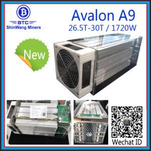 Preorder Avalon A9 20th/S ed il batch del minatore 1720W 7nm Shiping di 30th/S Bitcoin nel 15 settembre ---Shenzhen