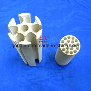Silicato de magnesio los tubos de resistencias de cartucho cerámico