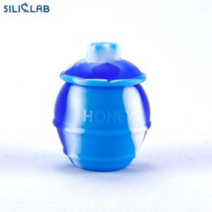 POT del miele del vaso 35ml della LIMANDA del contenitore della cera del cubo