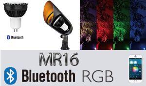 景色の照明のための屋外MR16 LEDライト