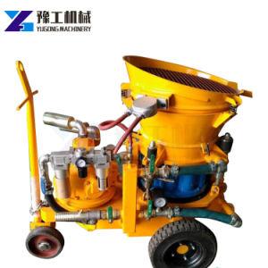 Le serie di Pz asciugano la macchina di spruzzatura concreta dello Shotcrete del Gunite