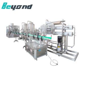 1つの中国の工場液体の飲料水ジュースのびんの充填機に付き2つ