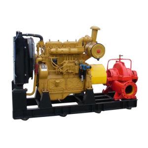 Двойной Tpow центробежной силы всасывания дизельного двигателя насоса