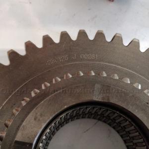 Het Toestel van Wg2210040224 HOWO voor Versnellingsbak Hw19710