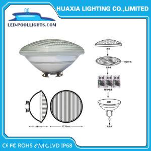 リモート・コントロールのRGB IP68 PAR56 LEDの水中プールライト