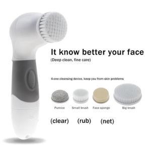 携帯用顔の洗剤の人及び女性のための高度のスキンケアのブラシ