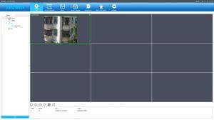 WiFi 2.0MP PTZ 22X IP a velocidad media de audio de la cámara domo