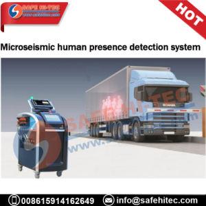 Система обнаружения присутствия человека Microseismic для сокрытия личности поиск в контейнере