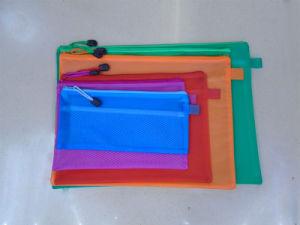 Cancelleria degli articoli per ufficio del rifornimento di banco dell'acetato del sacchetto della matita