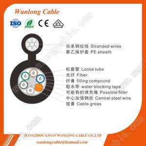 Gytc8O/A/GYTC Gytc88S/Gyxtc8O/Gyxtc8s Figure-8 Antenne Câble à fibre optique autoportant