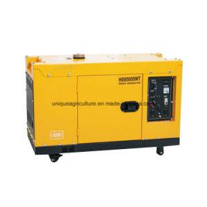 5kw/6kw/7KW gerador diesel silenciosa