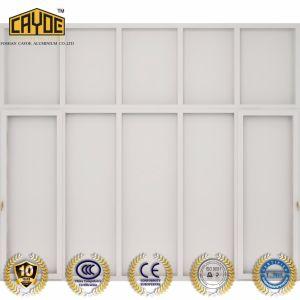 Disegni di alluminio dei portelli della finestra della stoffa per tendine di ultima vendita calda