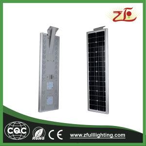 40W impermeável ao ar livre em um LED de luz da Rua Solar