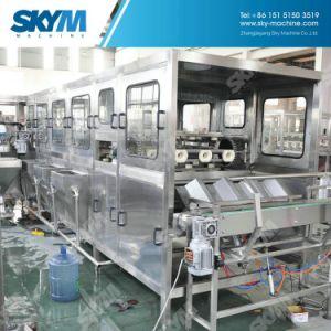2108 de nieuwe Automatische Lopende band van het Water van 5 Gallon Zuivere/Het Vullen Machine
