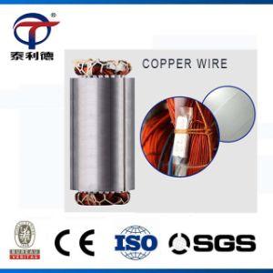 中国AC DCの潅漑のブラシレス浸水許容の多段式深い井戸水太陽ポンプ