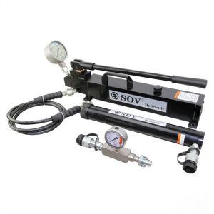 Cilindro idraulico a semplice effetto del Sov 15t