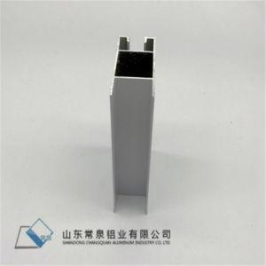 China 6063 Puerta y ventana de perfiles de extrusión de aluminio