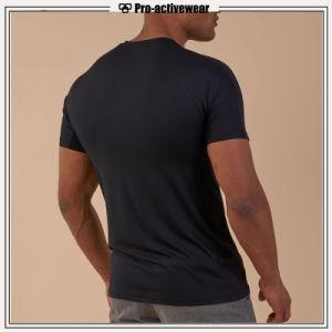 2017年の適性の体操筋肉は圧縮の人のTシャツを越える