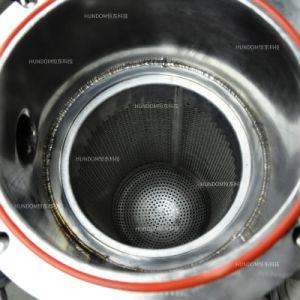 Filtro dall'alloggiamento della cartuccia dell'acciaio inossidabile per il sistema/spremuta del RO
