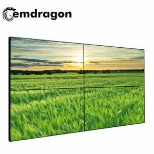 表示2X2ビデオ壁46のインチLEDデジタルの表記TFT LCDの表示バスビデオ広告プレーヤーを広告する人間の特徴をもつ接触