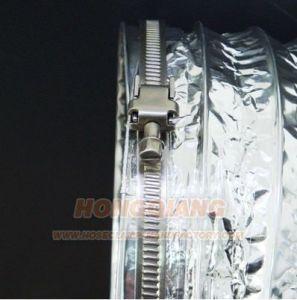 出口の管の/Ventilationダクトかアルミホイルダクト