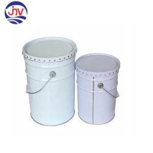 Gran cilindro metálico de embalaje Lata de pintura a base de agua