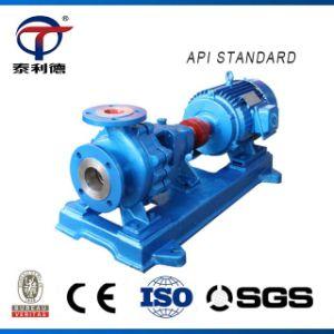 Edelstahl-horizontale chemische Industrie-Abwasser-Pumpen-Wasser-Pumpe elektrisch