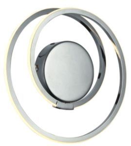 LED decorativas modernas candeeiro de tecto de acrílico (LED-180601-W)