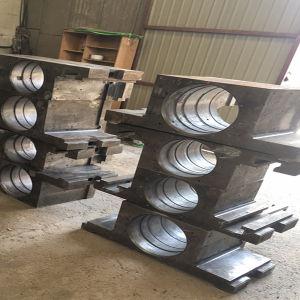 La base de rodamiento de rodillos de alta calidad