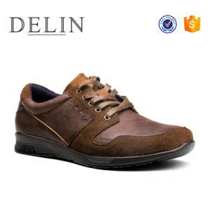 新式の方法人の偶然靴、安い人の靴、人のための偶然靴
