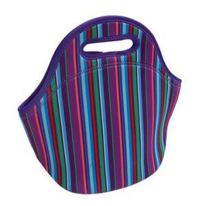 Le transfert de chaleur imprimé Déjeuner en néoprène sac du refroidisseur
