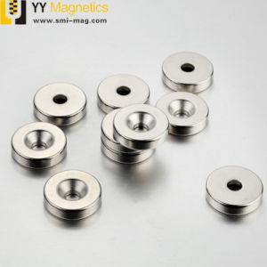 リングのモーターのための整形N38ネオジムの磁石