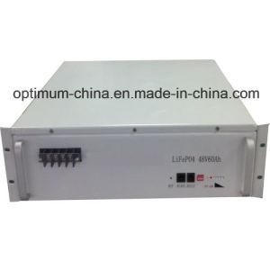 電気通信のBase 60ah 48V LiFePO4 Battery