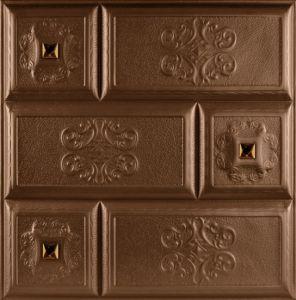 Novo design do painel de parede em 3D para a parede e teto-1127 de decoração