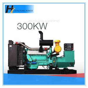 300kw 375kVA met Brushless Diesel van de Alternator Stamford Prijs van de Generator