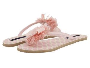 Fleur de mode EVA Lady's Flip Flops
