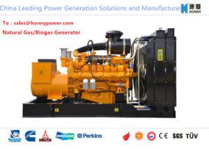 De 45kw-1600kw Gas Natural / Bio Gas / Carbón Gas Generador