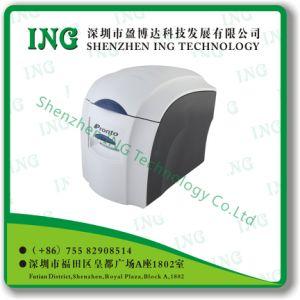 Pronto ID 카드 인쇄 기계 단 하나 편들어진 싼 인쇄 기계