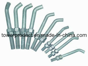 Megatro Galvanized Step Bolts for Ladder (MGS-SB006)