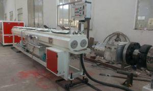 Línea de producción de tubería de PVC 16-40mm- Tubo doble de puntos de venta