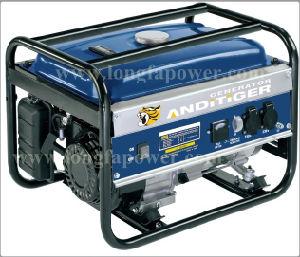 2Квт для бытовой электроники на базе двигателя Honda генератор воздуха