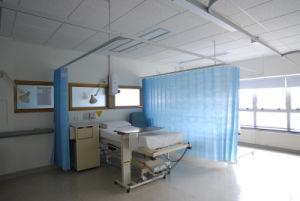医学の使い捨て可能な病院のキュービクルのカーテン